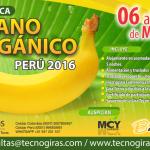 Gira Técnica Banano Orgánico Perú 2016