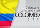 Congresos y Ferias Colombia 2016
