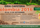 Gira Técnica Cafetera Colombia 2016