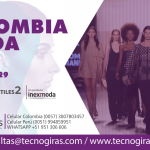 TOUR COLOMBIA MODA 2016