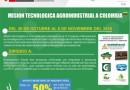 Misión Tecnológica Colombia con Cite Agroindustrial