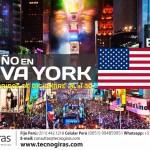 ¡Fin de año en NUEVA YORK!
