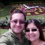 Diana Cristina Morales y Carlos Gómez