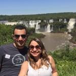 Jackeline Jerez y Alexis Lainez