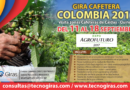 Gira Técnica Cafetera Colombia 2017