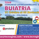 Tour Congreso Latinoamericano Buiatría 2017 – Medellin