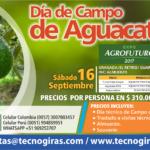 Día de Campo Aguacate Colombia 2017