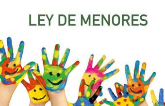 LEY DE MENORES