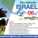 Gira Agrícola – Ganadera Israel 2018