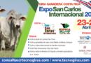 Gira Ganadera – Expo San Carlos Internacional – Costa Rica 2018