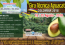 Gira Técnica Aguacate Colombia 2018