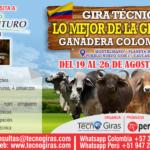 Gira Técnica Genética Ganadera Colombiana 2018