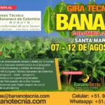 Gira Técnica Banano Colombia 2018