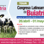 Tour Congreso Latinoamericano de Buiatría Costa Rica 2019