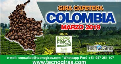 Gira Cafetera Expofinca 2019