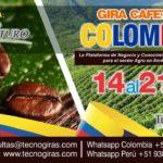 Gira Cafetera Expo Agrofuturo 2019
